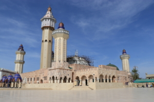 Touring Senegal and visiting Touba