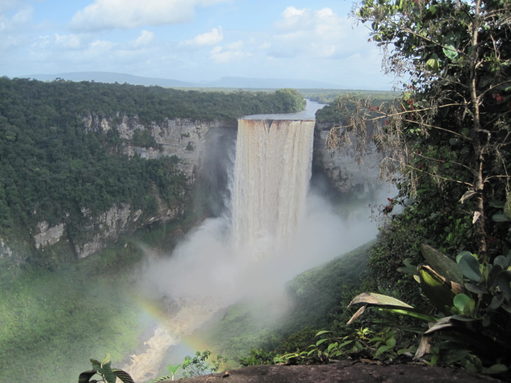 Tour in Guyana with Undiscovered Destinations