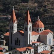 Cedars of God on Tour of Lebanon