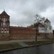 Belarus tour Mir Fortress