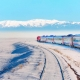 London to Iran rail Journey