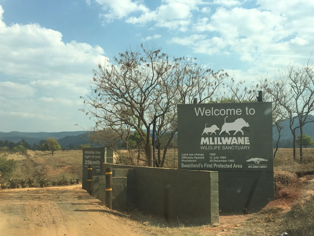 Mlilwane Wildlife Sanctuary, Eswatini