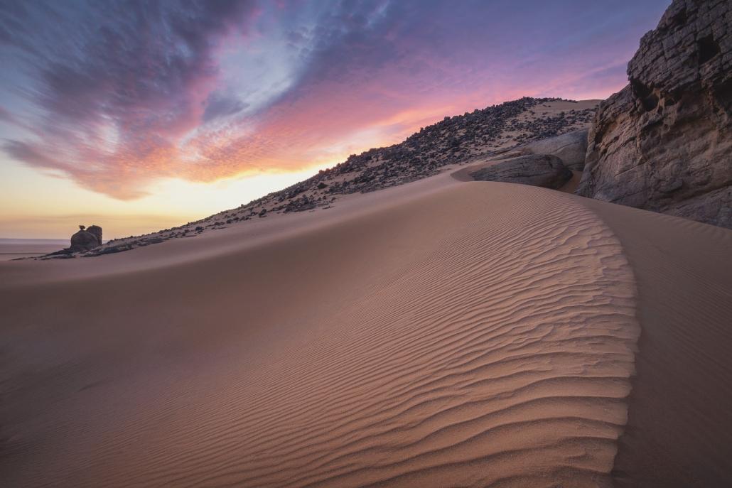 Algeria Sahara Desert - Best Things to do in Algeria