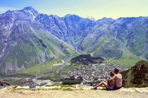 Best Places To Stay In Georgia - Kazbegi